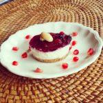 Proteïne-cheesecake